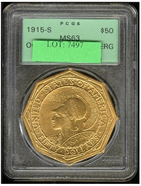 pcgs - coin